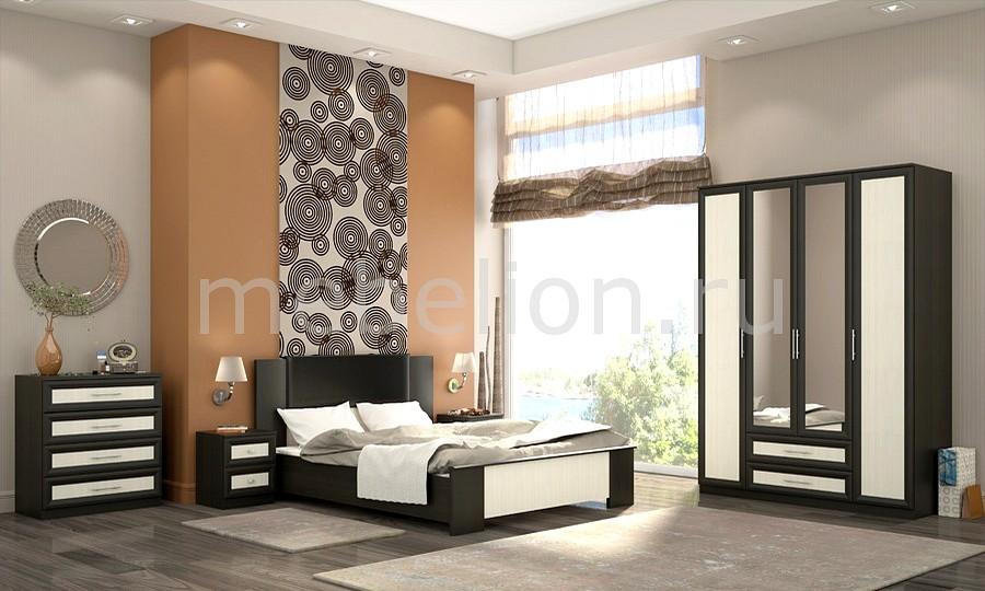 Гарнитур для спальни Юлианна 11 дуб феррара/Cilegio Nostrano  тумбочка для кухни с выдвижными ящиками