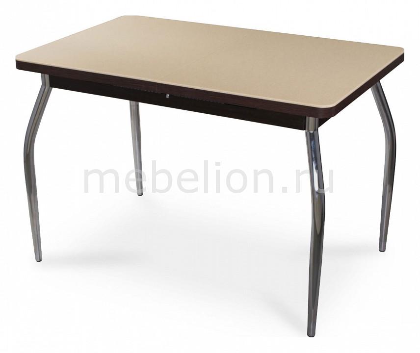 Стол обеденный Домотека Альфа ПР-1 с камнем