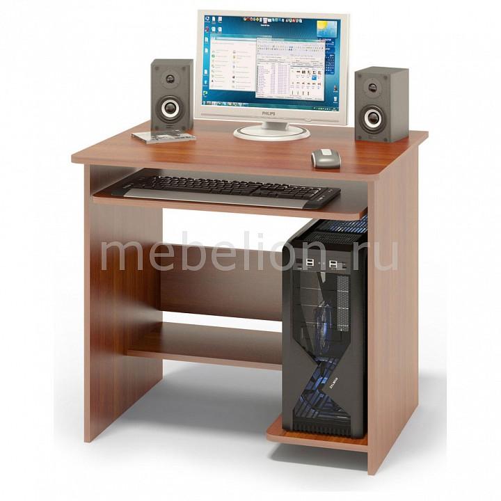 Стол компьютерный Сокол КСТ-01.1 стол компьютерный сокол кст 104 1 испанский орех правый
