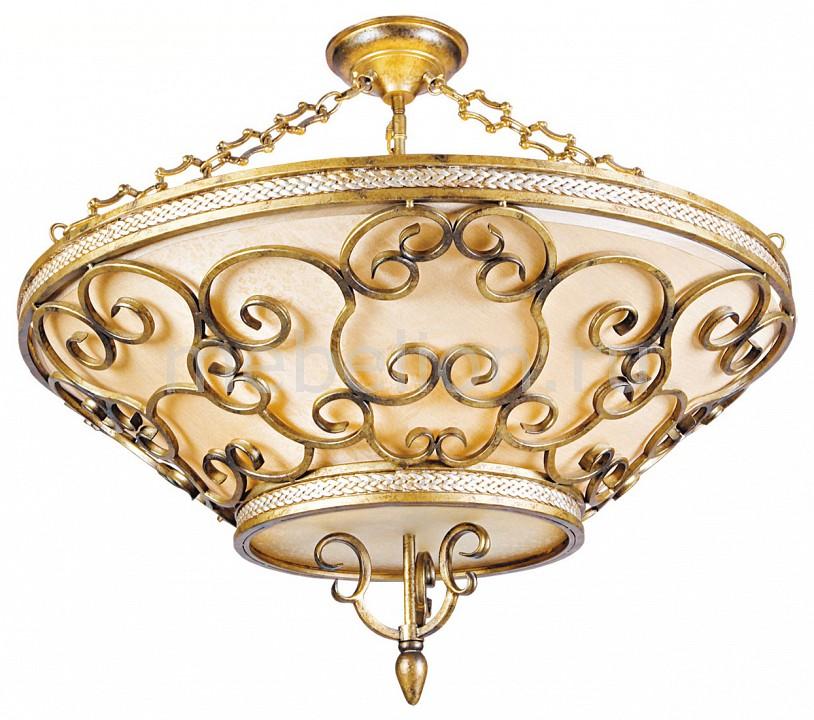 Подвесной светильник Chiaro 387010208 Флоранс