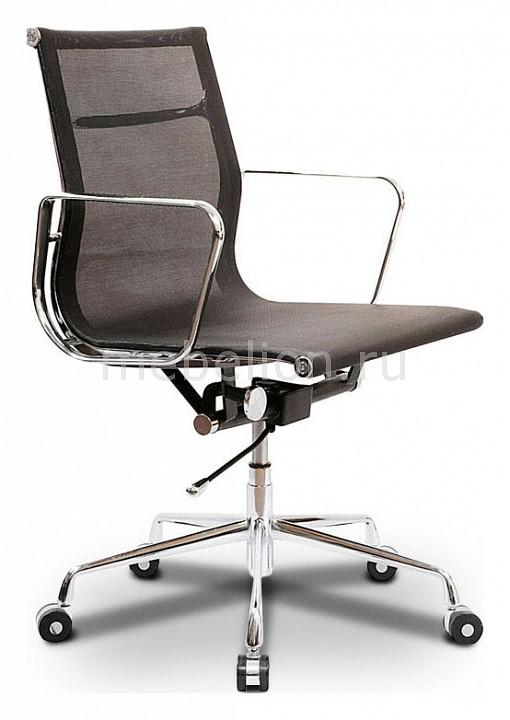 Кресло компьютерное Бюрократ Бюрократ CH-996-low черное кресло компьютерное бюрократ бюрократ ch 540axsn low черное
