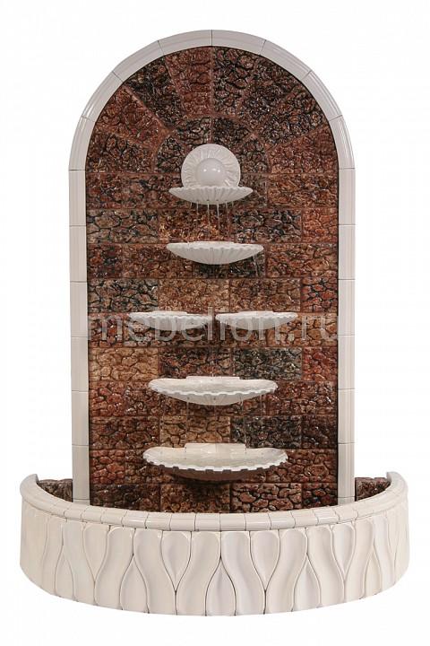 все цены на  Фонтан пристенный interier-ex (110х65х145 см) Царский жемчуг Ф348  в интернете