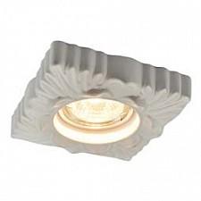 Встраиваемый светильник Plaster A5248PL-1WH