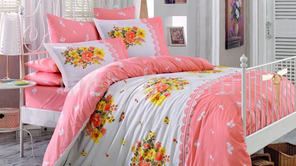 Комплект двуспальный HOBBY Home Collection ALVIS светильник avantgarde цвет бордовый персиковый