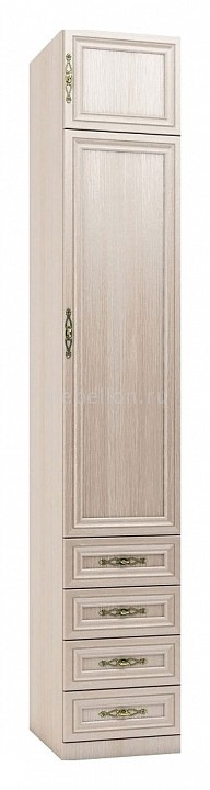 Шкаф для белья Карлос-007