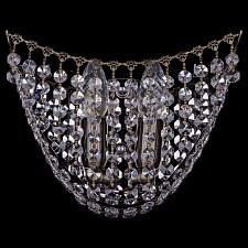 Накладной светильник Bohemia Ivele Crystal 7708/2/W/Pa 7708