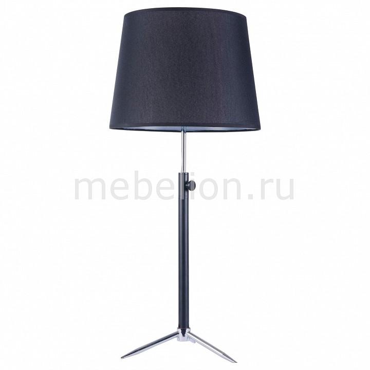 Настольная лампа декоративная Maytoni Monic MOD323-TL-01-B maytoni mod323 tl 01 b