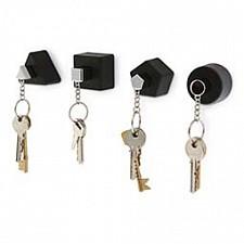 Ключница Umbra Набор из 4 ключниц J-me jme-049-BL