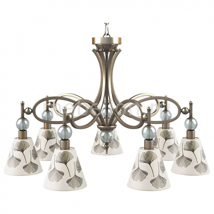 Купить Подвесная люстра M2-07-SB-LMP-O-7, Lamp4You, Германия
