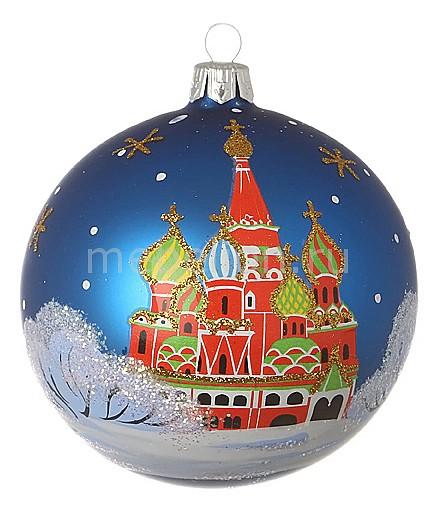Елочный шар (9 см) Сувенирный 860-303