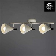 Спот Arte Lamp A9154PL-3WH Ciclone