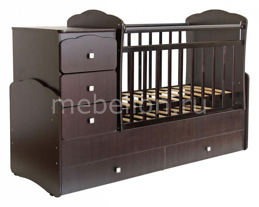 Кроватка-трансформер Фея Фея 2100