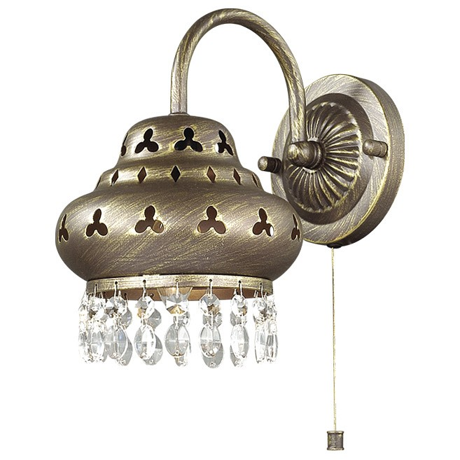 Купить Бра Bahar 2841/1W, Odeon Light, Италия