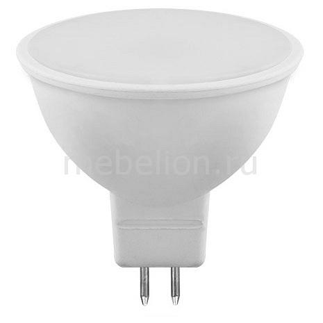 Лампа светодиодная [поставляется по 10 штук] Feron Лампа светодиодная GU5.3 220В 9Вт 2700 K SBMR1609 55084 [поставляется по 10 штук] лампа светодиодная feron sbg4509 e27 9вт 220в 2700 k 55082