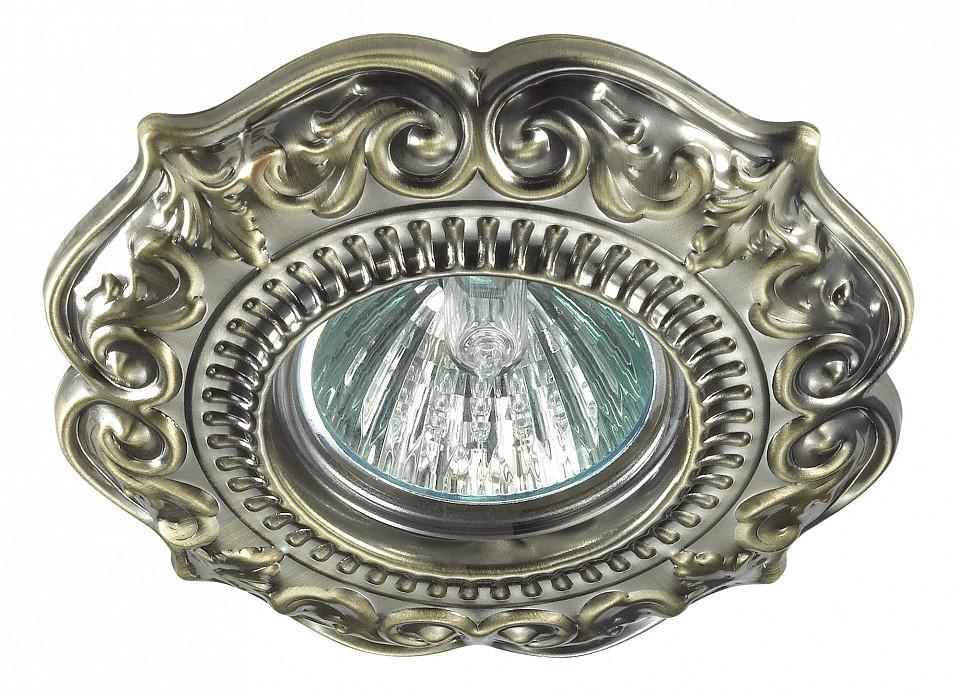 Купить Встраиваемый светильник Fiori 370309, Novotech, Венгрия