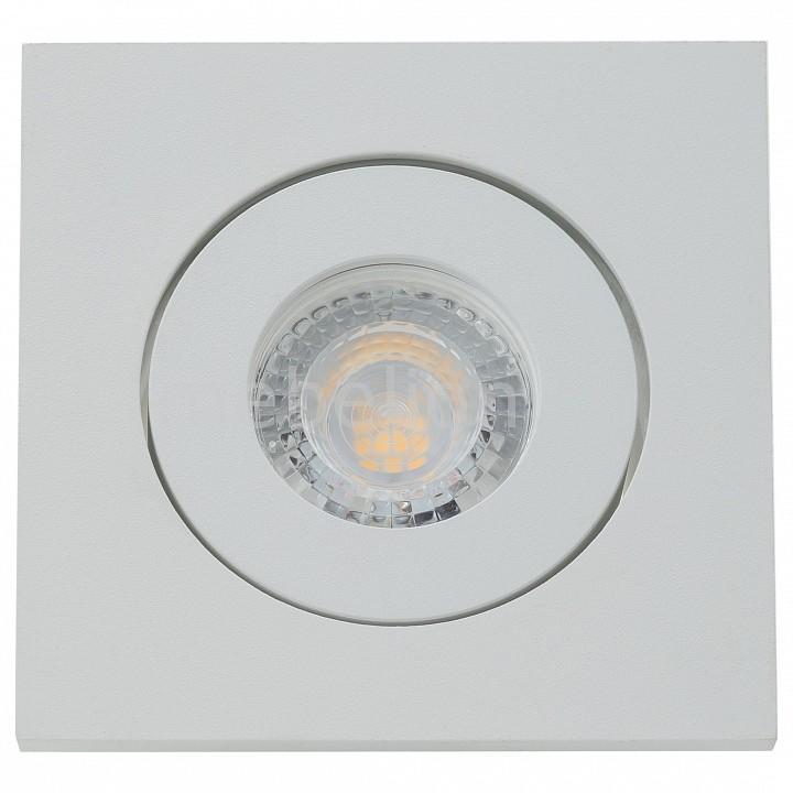 Встраиваемый светильник Denkirs DK2020 DK2021-WH denkirs светильник dk1007 wh