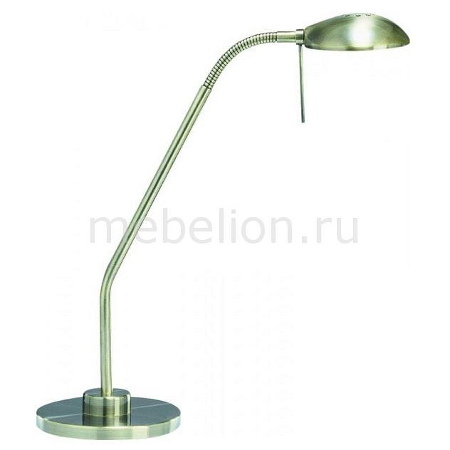 Настольная лампа офисная Arte Lamp Flamingo A2250LT-1AB 800 wires soft silver occ alloy teflo aft earphone cable for sennheiser hd700 headphone ln005404