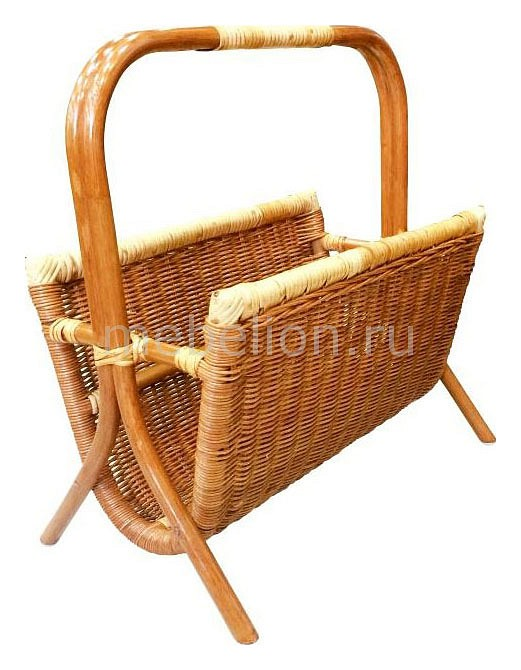 Газетница Экодизайн Wicker 25/05 К white rattan sofa purple cushions garden outdoor patio sofa rattan furniture swing pool table chair rattan sofa set