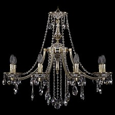 Подвесная люстра Bohemia Ivele Crystal 1771/8/270/B/GW 1771