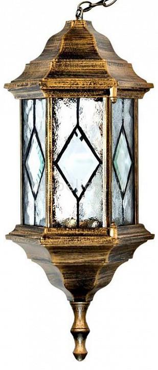 Подвесной светильник Feron 11347 Витраж с ромбом
