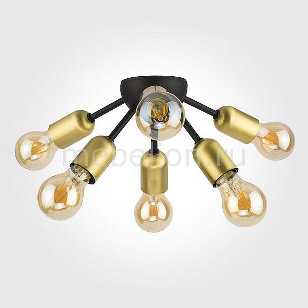 Накладной светильник Eurosvet 1467 Estrella Black цена 2017