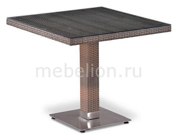 Стол обеденный Afina T503SG-W1289-80x80 Pale