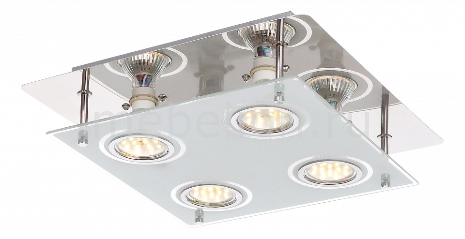 Купить Накладной светильник Rene 48970-4, Globo, Австрия
