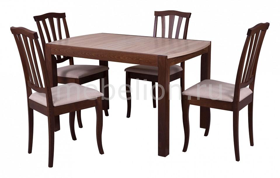 Набор обеденный Стол И Стул Рига