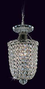 Подвесной светильник Preciosa Brilliant 45 3713 001 04 01 01 40  недорого
