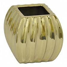 Ваза настольная (11 см) Black & Gold 17771