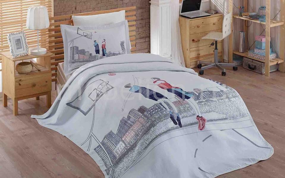 Комплект с покрывалом полутораспальный HOBBY Home Collection SAN-DIEGO diego dolcini туфли
