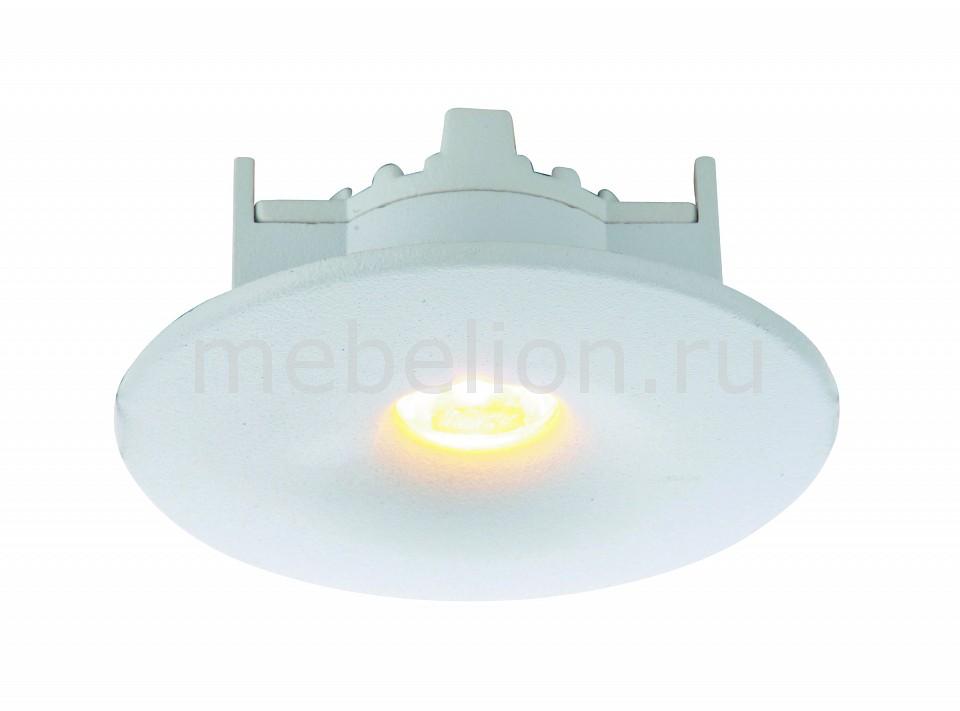 Комплект из 3 встраиваемых светильников Candour A1738PL-3WH mebelion.ru 600.000