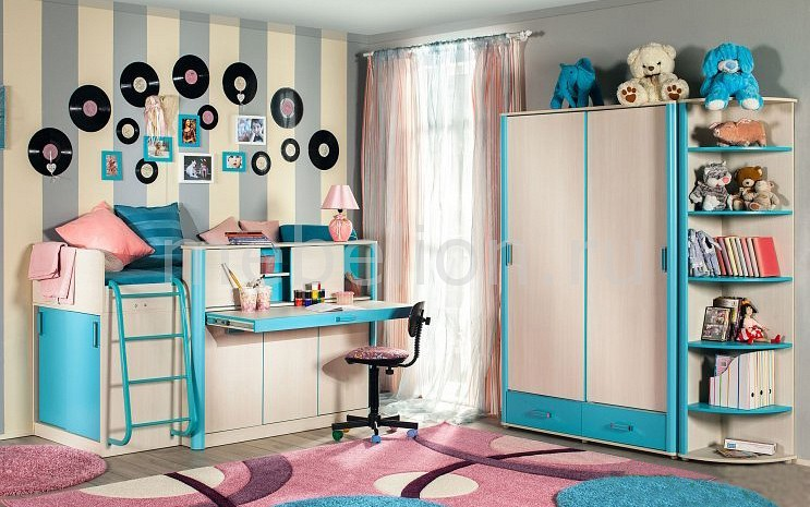 Гарнитур для детской Любимый Дом Смайл