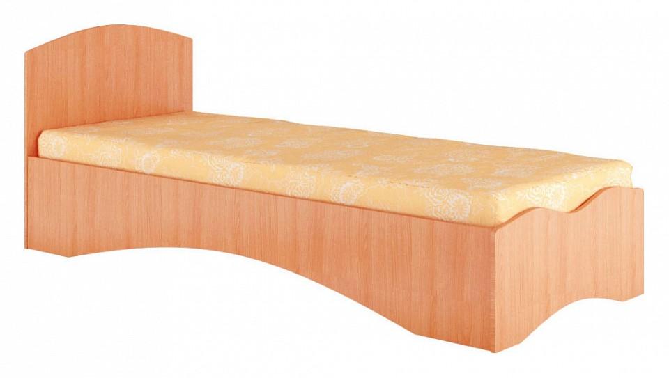 Кровать Лада 0,8 вишня оксфорд без Матраса mebelion.ru 3394.000