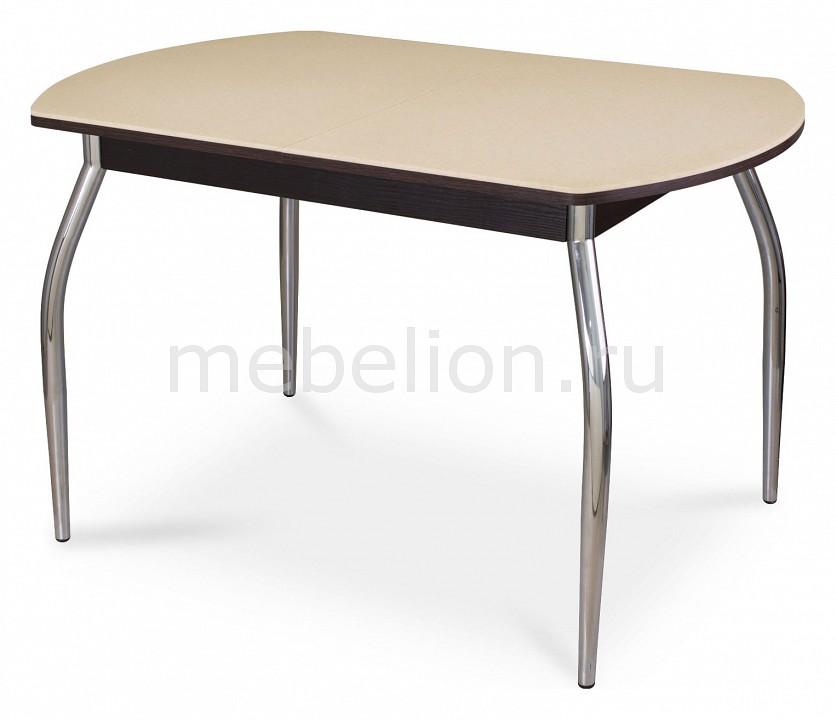 Стол обеденный Домотека Реал ПО-1 с камнем