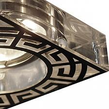 Встраиваемый светильник Arte Lamp A5205PL-1CC Brilliants 1