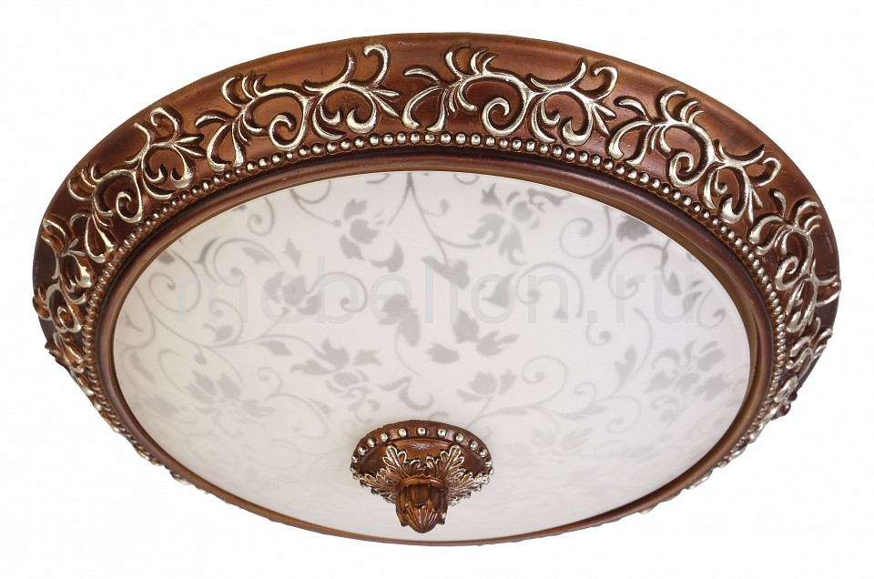 Накладной светильник Natali Kovaltseva Vinice 2 VENICE II 11363/3C ANTIQUE бра natali kovaltseva venice ii 11363 2w antique
