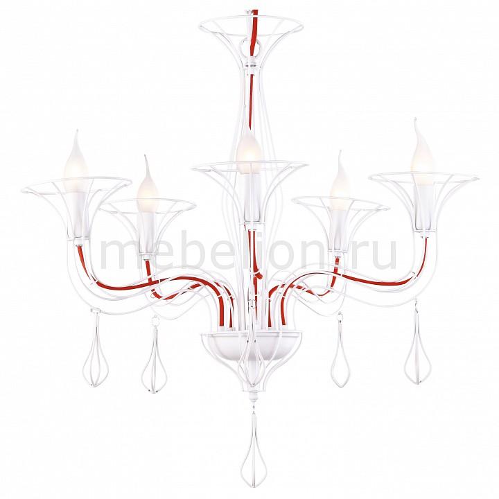 Подвесная люстра Arte Lamp A3225LM-5WH Artefact