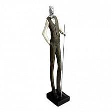 Статуэтка (39.5 см) Бильярдист 163014-C47 CF