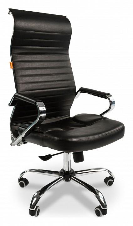 chairman 769 черный хром Кресло для руководителя Chairman Chairman 700