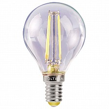 Лампа светодиодная Voltega VG1-G1E14warm4W-F Loft