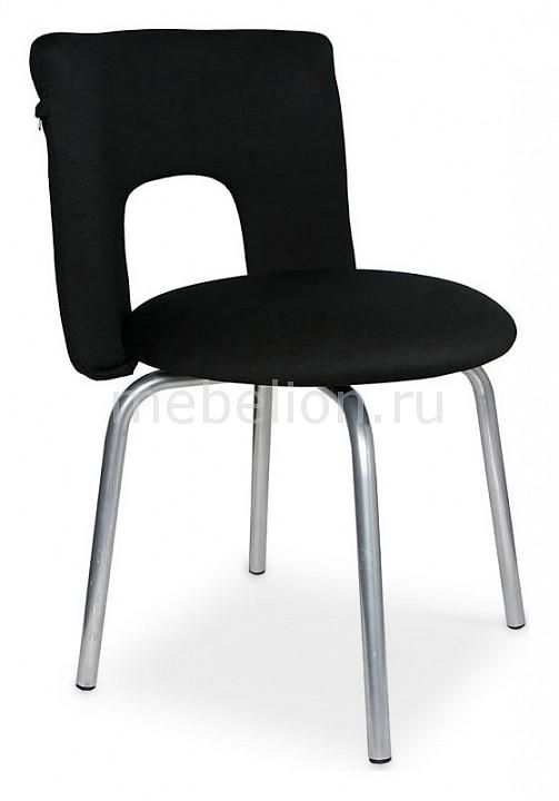 Стул Бюрократ Бюрократ KF-1/Black26-28 стул бюрократ kf 1 на ножках ткань черный [kf 1 black26 28]
