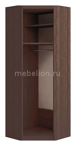 Шкаф платяной угловой Столлайн Шейла СТЛ.600 венге