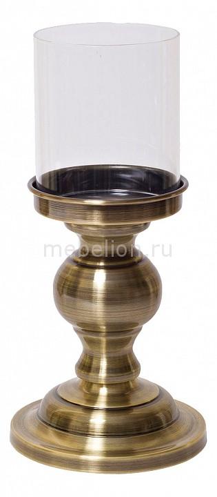Подсвечник Garda Decor (29.5 см) Хромированный 2К10178BR зелень garda decor 78 см аллиум 8j 13rs0011