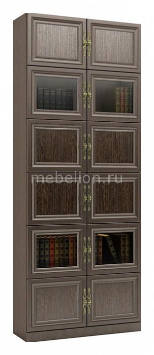 Шкаф книжный ВМФ Карлос-54