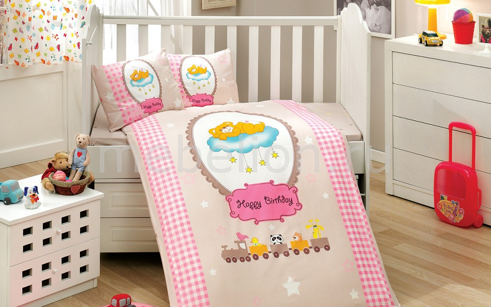 Комплект детский HOBBY Home Collection BAMBAM цены онлайн