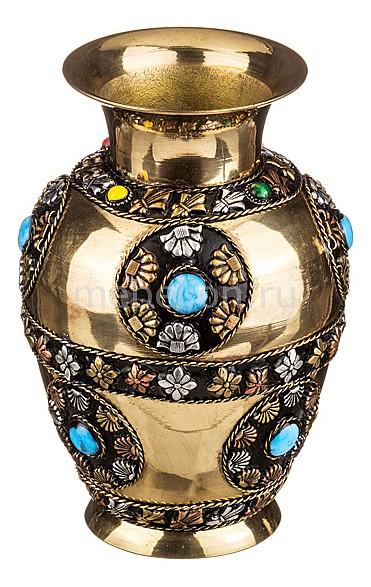 Ваза настольная АРТИ-М (25 см) Халифат 882-036 ваза настольная арти м 27 см халифат 882 029