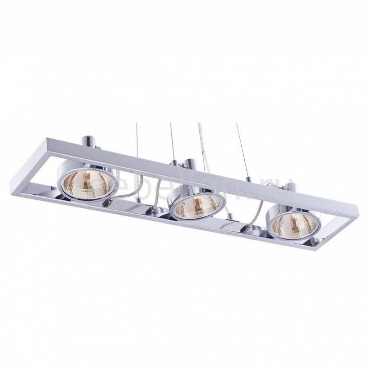 Купить Подвесной светильник Faccia A4507SP-3CC, Arte Lamp, Италия