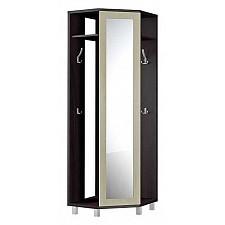 Шкаф для белья Мебель-Неман Домино ВК-04-26 венге/береза