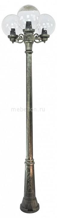 Фонарный столб Fumagalli Globe 250 G25.157.S30.BXE27 фонарный столб fumagalli globe 250 g25 157 s30 aye27